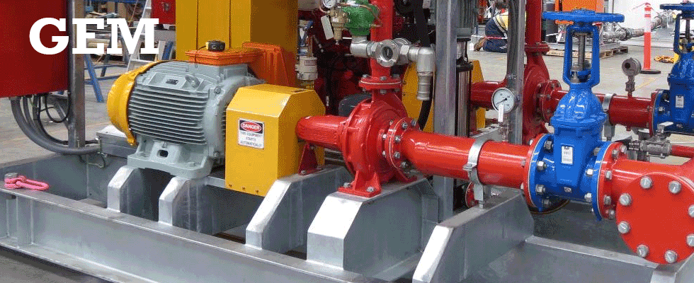 GEM FIRE – Sprinkler Systems for Residential & Commercial Projects